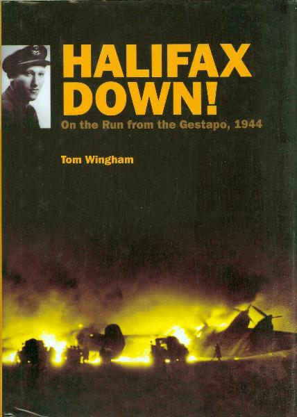 Halifax Down! by Tom Wingham