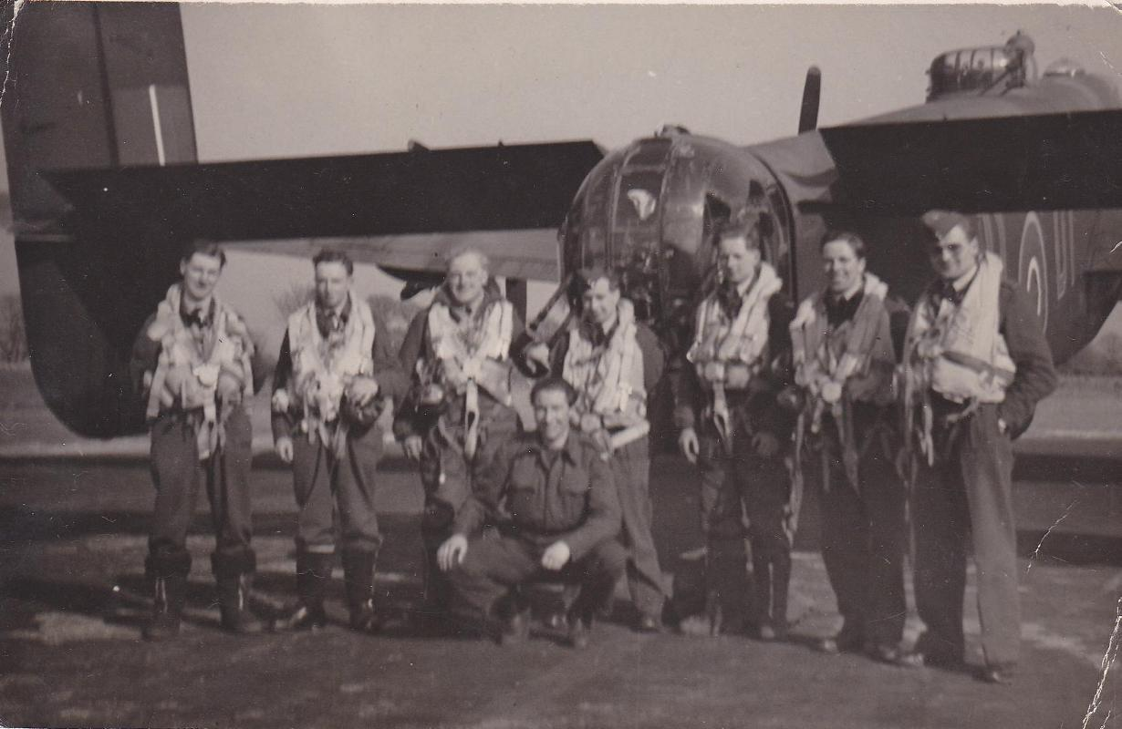 John Hodgson - March/April 1945  - 102 Ceylon Squadron